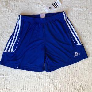 Adidas Youth Performance Climalite Shorts Unisex M